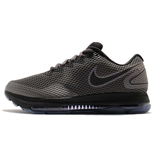 2 Negro Mujer Nike Zapatillas out All W Low Deporte Zoom de para XqBXgH