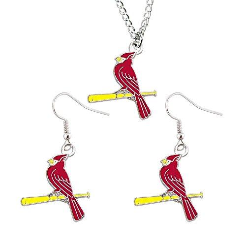 Louis Cardinals Charm - 8