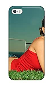 Hard Plastic Iphone 5/5s Case Back Cover,hot Natalie Portman Cool Images Case At Perfect Diy