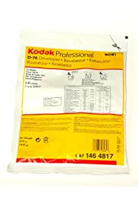 Amazon.com: Kodak D-76 Developer Powder, B and W Film 1