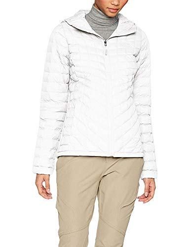 The North Face Ladies Thermoball Hoodie Vaporous Grey -