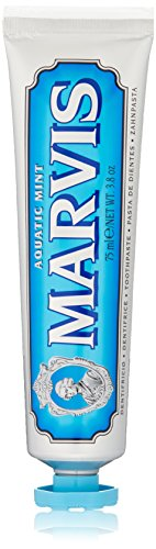 Marvis Aquatic Mint Toothpaste, 3.8 Ounces