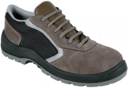 Panter M127654 - Zapato seguridad cauro oxigeno piel natural talla ...