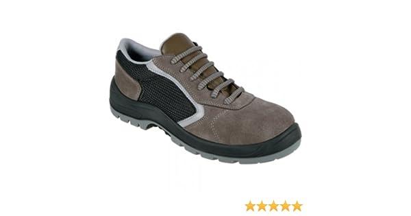 Panter M127655 - Zapato seguridad cauro oxigeno piel natural talla ...