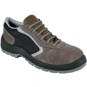 Panter M127660 - Zapato seguridad cauro oxigeno piel natural talla 44