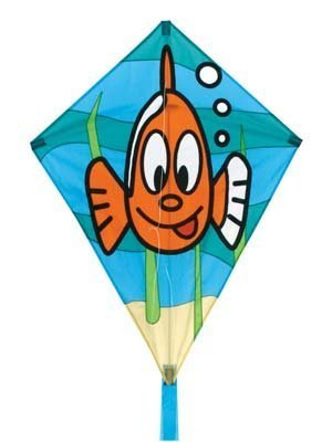 SKYDOG KITES 12201 Fish Diamond 26 ()