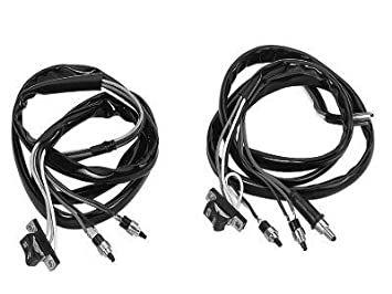 amazon com kcint handlebar wiring harness switches for kcint handlebar wiring harness switches for harley davidson big twin and sportster 1972 81