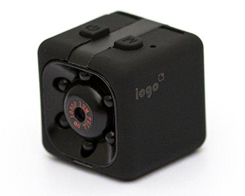 Mini Spy Cam Hidden Iogo Pro 1080p Portable Small Nanny