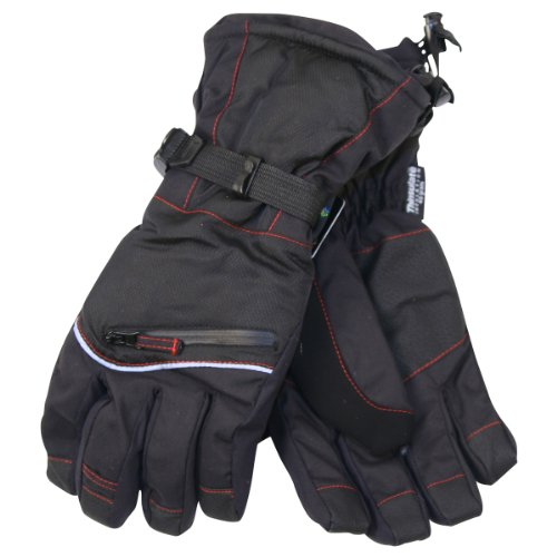 Men's Bec-Tech Tusser & Ripstop Snowboard Glove