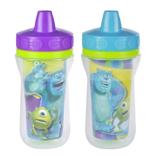 s Inc. Insulated Sippy Cup - 9 oz, 2 pack by The First Years ()