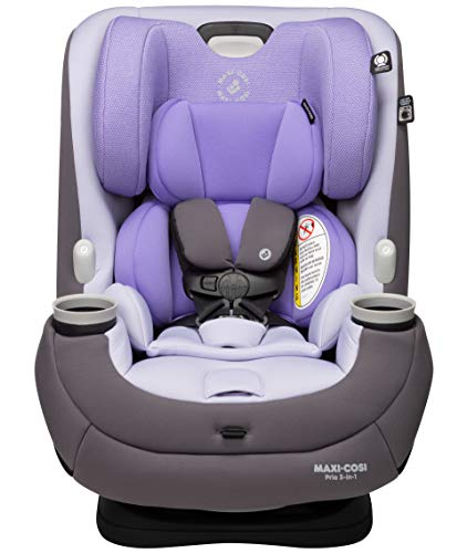Maxi-Cosi Pria 3-in-1 Convertible Car Seat, Moonstone Violet