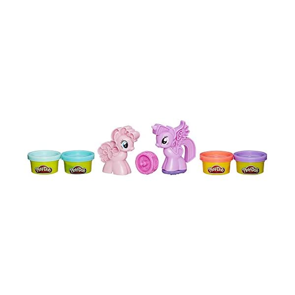 Play-Doh My Little Pony Cutie Mark Creators 3