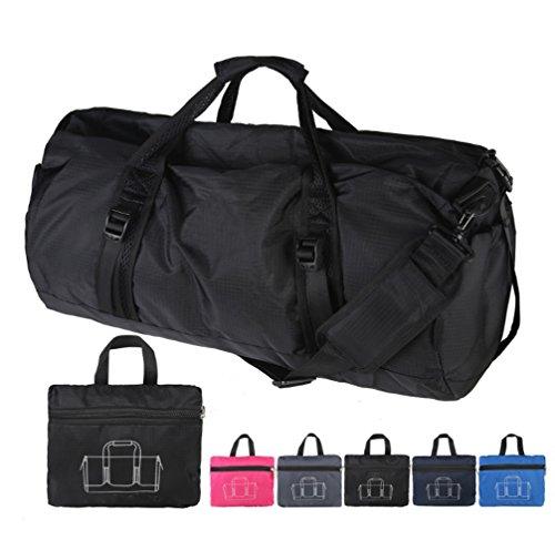 DooGu travel inspira Duffel Bag For Women   Men - Foldable lightweight  Duffle For Luggage Gym Sports e16484f9bc