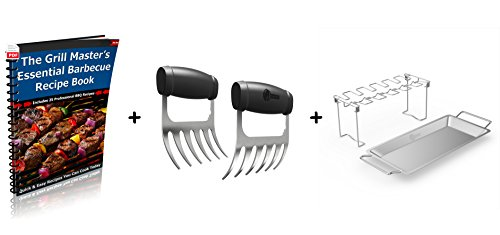 Meat Claws Stainless Steel Pulled Pork Shredders