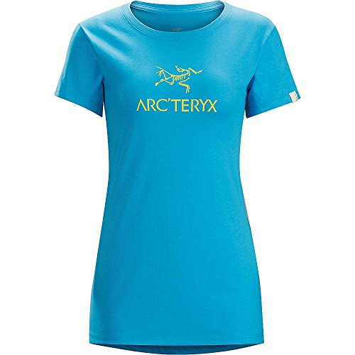 Arc'teryx  Shirt Arc Word - Camisa / Camiseta para mujer Vultee Blue