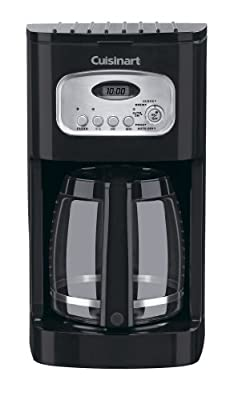 Cuisinart DCC-1100BKFR 12 Cup Coffee Maker (Certified Refurbished) from Cuisinart