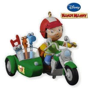 Handy Manny Playhouse Disney 2010 Hallmark Ornament