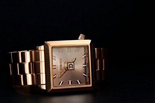Rockwell Time 40mm 2 Watch, Rose Gold