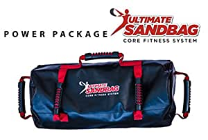 The Ultimate Sandbag Power Package Black