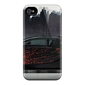 Hot Style Protective Case Cover For Iphone4/4s(bugatti) by mcsharks