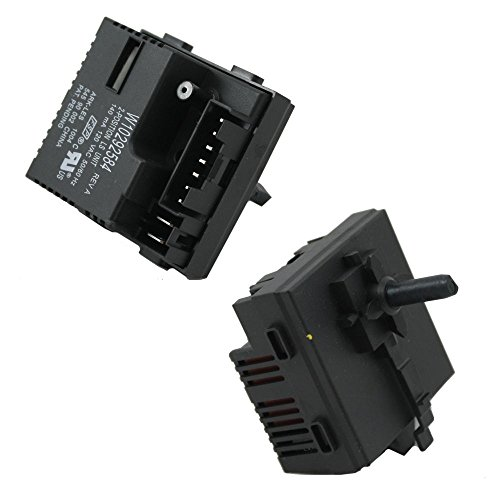 Washer Console Clothes (Whirlpool Part Number W10177795: Switch, Auto Load Sensing)