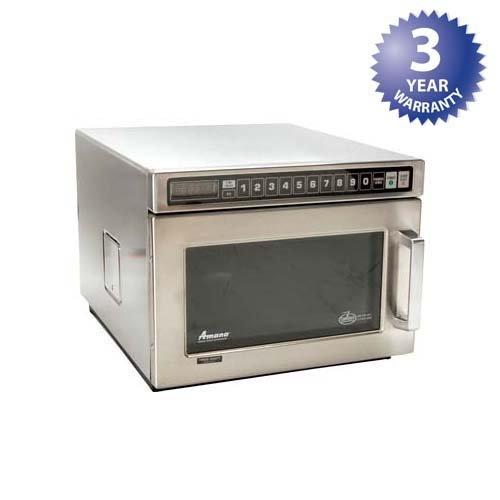 Amazon.com: Amana Heavy-Duty Microondas 1800 W hdc18 ...