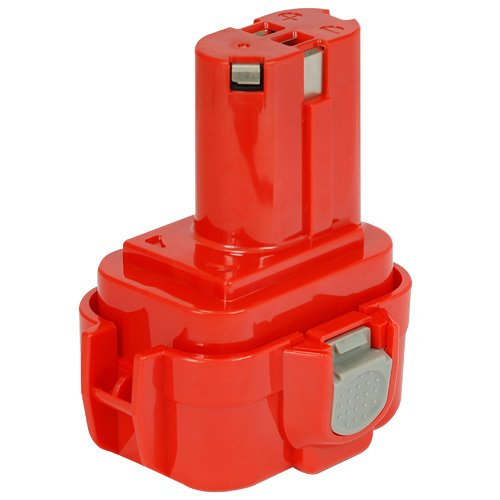 M&L Mobiles®   Werkzeug - Akku 9,6V   Ni-MH 2500 mAh für Makita 809432   ML121, ML122   ML901   ML903 (Flashlight)   T221D, T221DW (Tacker)