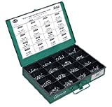 C.R. LAURENCE AV6144 CRL Tek Self-Drilling Auveco ''Fix-Kit'' Sheet Metal Screw Assortment