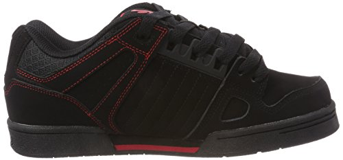 Black Shoes Black DVS Nubuck Noir Celsius Homme de Skateboard 030 Red Chaussures 0BRwBdq