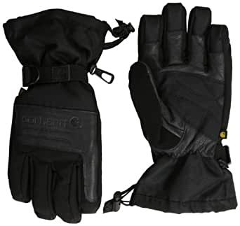 Carhartt Men S Cold Snap Insulated Work Glove At Amazon