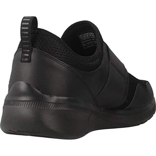 Equalizer 0 Uomo Skechers Infilare bernare Sneaker Black 3 CvzAqxwAd