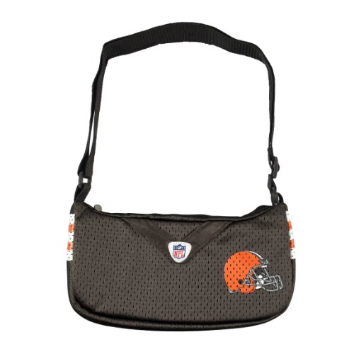 NFL Cleveland Browns Jersey Team Purse