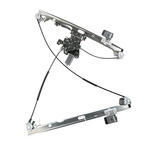 A-Premium Power Window Regulator with Motor for Chevrolet Avalanche Suburban 1500 2500 Tahoe GMC Yukon XL 1500 Sierra Cadillac Escalade Front Right