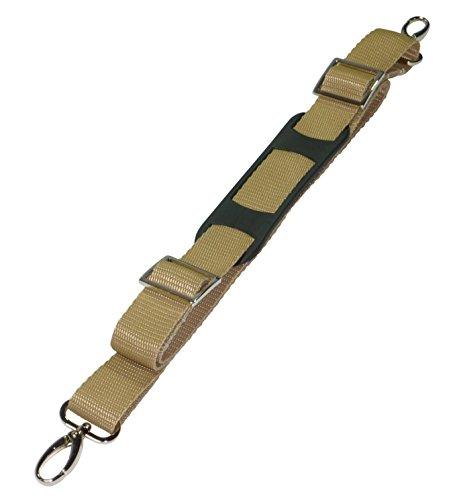 5 Buckles 25mm Metres Beige 1 Pad Shoulder Benristraps Metal Strap Bag q8wdI4a
