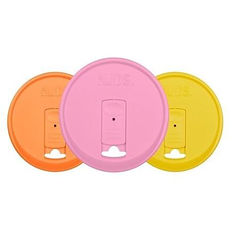 Amazon.com: iLIDS Tapa para bebida en Mason Jar , Paquete de ...
