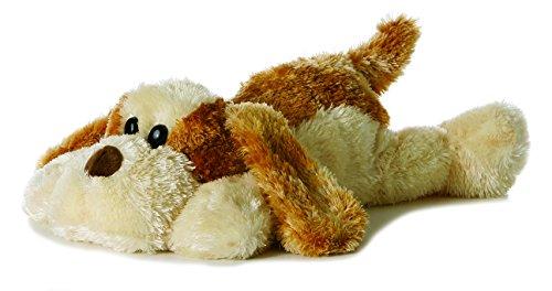 Brown Plush Dog (Aurora World Flopsie Plush Scruff Dog, 12