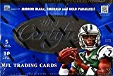 2013 Panini Certified Football box (10 pk HOBBY)