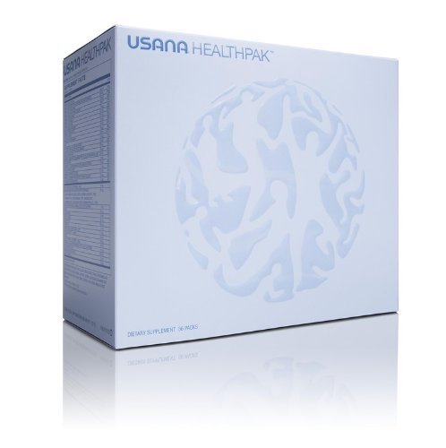 USANA HealthPak 100 56 packs ~ 4 Week Supply by USANA by USANA