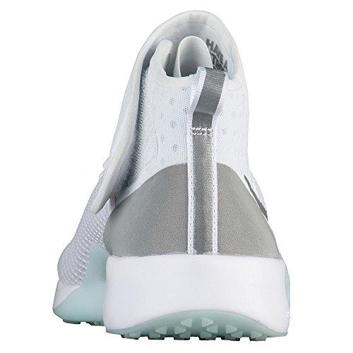 Nike Wmns Luft Zoom Stærk 2 Dame 921.335 Til 100 Hvid / Sort-total Crimson naGMA
