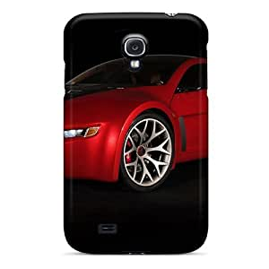 Anti-scratch And Shatterproof Mitsubishi Ra Concept Widescreen Phone Case For Galaxy S4/ High Quality Tpu Case