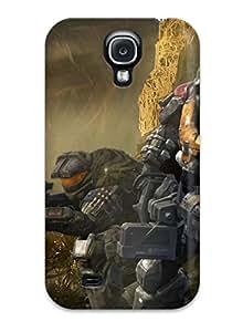 New Cute Funny Halo Case Cover/ Galaxy S4 Case Cover