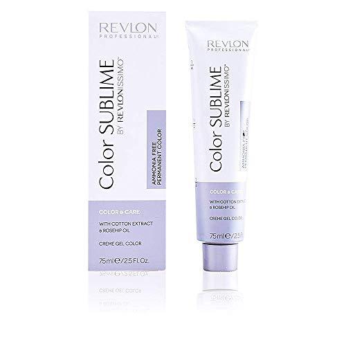 REVLON PROFESSIONAL, Coloración permanente (Tono 7) - 75 ml, Blanco (8432225093611)