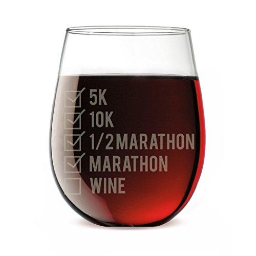 - Running Stemless Wine Glass Runners Checklist