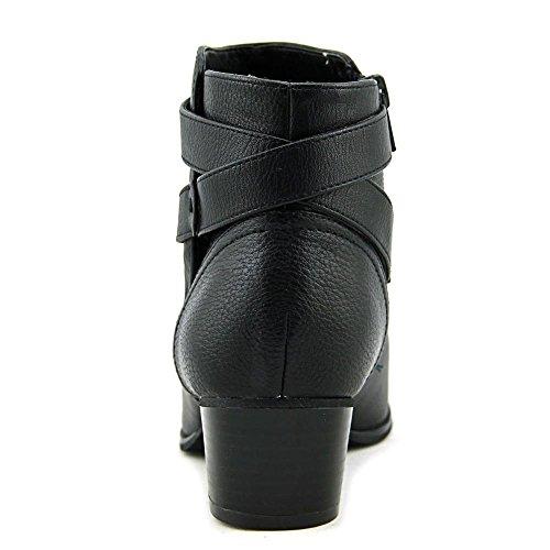 Giani Ankle Women Synthetic Green Toe Pu Bernini Round Oleesia Boot Black rR0w7qr