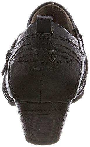 Softline Women's 24365 Loafers Black (Black Uni 007) fJjXZUJ