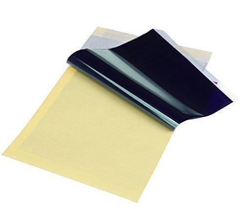 DOOPOOTOO Stencil Transfer Paper 25 Pack (Transfer Stencil Paper)
