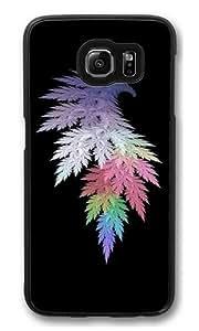 caiyefu Custom Samsung Galaxy S6/Samsung S6 Case Cover Polycarbonate Black