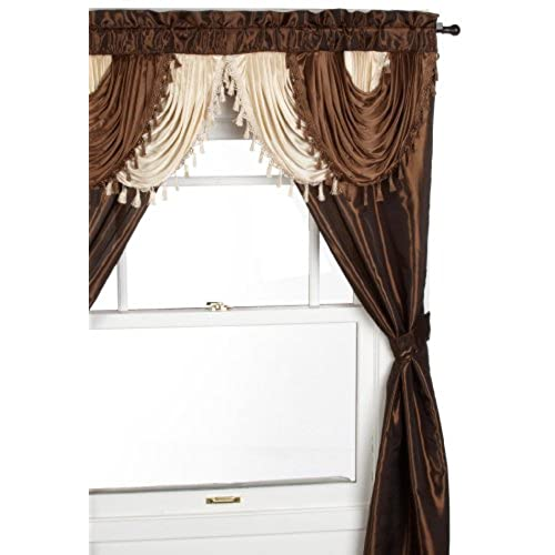 living room drapes and valances living room curtains with valance 20425