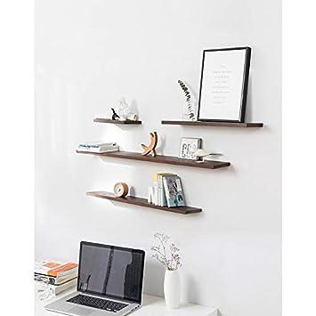 Amazon.com: SYFO Floating Wall Shelf Rectangle Wall ...