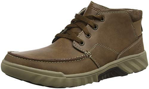 Acdb Brown Dark Brown Chukka Brown Ryler Skechers Mobert Boots qnPC8CTx